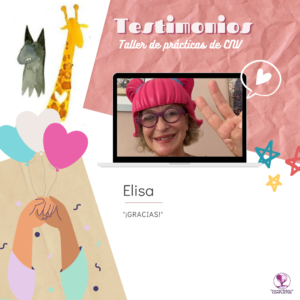 Elisa Testimonio practica CNV